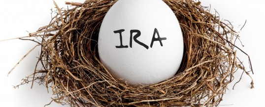 What's the deal with IRA changes?