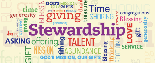 Stewardship Update: Strategies from MMFA & our ecumenical partners